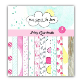Pretty Little Studio Paper Pack | Up in the Air 6x6