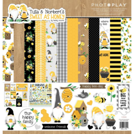 """PhotoPlay Collection Pack 12""""X12"""" Sweet As Honey preorder"""