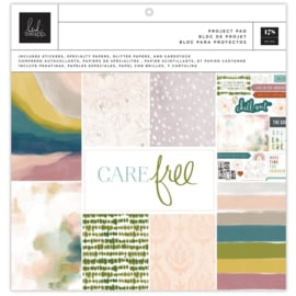 "Heidi Swapp Care Free Project Pad 12""X12"" 178 Pieces PREORDER"