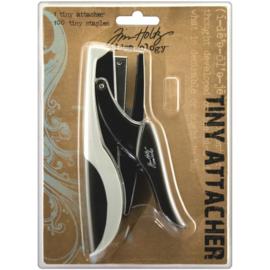"Tim Holtz Idea-Ology Tiny Attacher Stapler W/(100) .25"" Staples"
