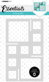 Studio Light Cutting Die Cardshape Essentials nr.15 SL-ES-CD15