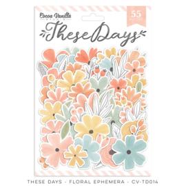 Cocoa Vanilla CV-TD014 THESE DAYS – Floral Ephemera preorder