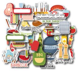 MP design Die-cuts – BBQ