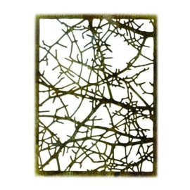 Sizzix Thinlits Die - Tangled Twigs 663086 Tim Holtz