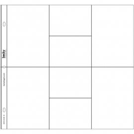 Project Life Photo Pocket Pages 12/Pkg Design D