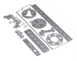 Elizabeth Craft Designs Planner Essentials 15 - Bookmark 2 1676