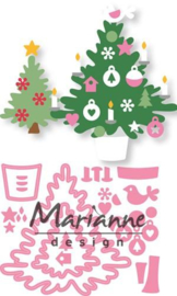 Marianne D Collectable Eline`s Kerstboom COL1459