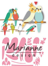 Marianne D Collectable Eline's vogels COL1465