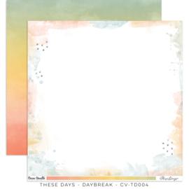 Cocoa Vanilla CV-TD004 THESE DAYS – DAYBREAK