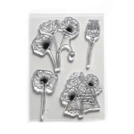 Elizabeth Craft Designs Poppy Dream CS182