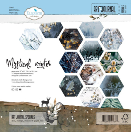 Elizabeth Craft Designs Mystical Winter C005