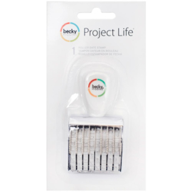 Project Life Roller Date Stamp