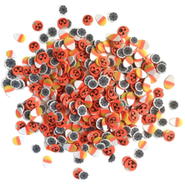 Buttons Galore Sprinkletz Embellishments 12g October 31st