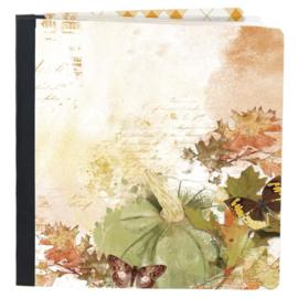 """Simple Stories Sn@p! Flipbook 6""""X8"""" Simple Vintage Country Harvest preorder"""