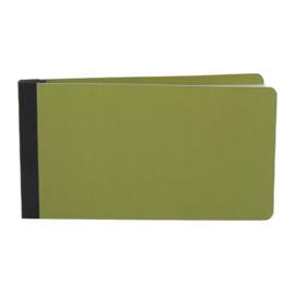 "Simple Stories Sn@p! Flipbook 4""X6"" Green"