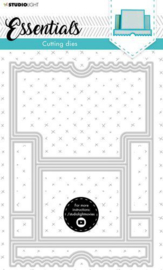 Studio Light Cutting Die Cardshape Essentials nr.14 SL-ES-CD14