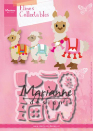 Marianne D Collectable Eline's Alpaca COL1470