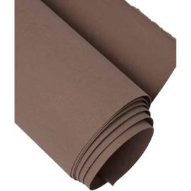 "Kraft-tex Kraft Paper Fabric 19""X1.5yd Chocolate"
