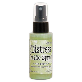 Ranger Distress Oxide Spray - Old Paper TSO67788 Tim Holtz