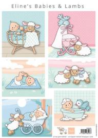 Marianne D Knipvellen Eline's Babies & lammetjes AK0085