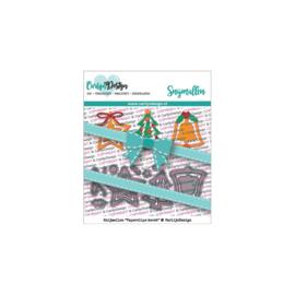 Carlijn Design Snijmallen Paperclips