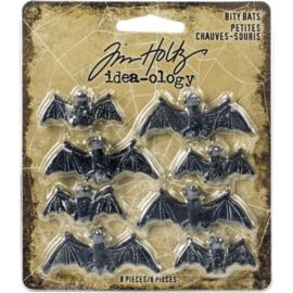 Tim Holtz Idea-Ology Bity Bats 8/Pkg