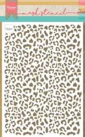 Marianne D Mask Stencil Leopard PS8068