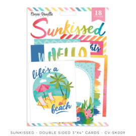 Cocoa Vanilla-SK009 SUNKISSED – POCKET CARDS