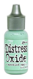 Ranger Distress Oxide Re-Inker 14 ml - Speckled Egg TDR72553 Tim Holtz
