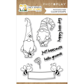 PhotoPlay Photopolymer Stamp Sweet As Honey