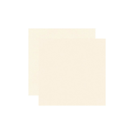 """Simple Stories Color Vibe Double-Sided Cardstock 12""""X12"""" Cream Basics"""