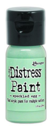 Ranger Distress Paint Flip Cap Bottle 29ml - Speckled Egg TDF72560 Tim Holtz