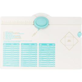 "We R Memory Keepers Envelope Punch Board 6.75""X10.5"""