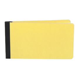 "Simple Stories Sn@p! Flipbook 4""X6"" Yellow"