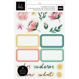 Heidi Swapp Storyline Chapters Mini Sticker Book The Planner preorder
