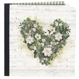 """Simple Stories Sn@p! Flipbook 6""""X8"""" Simple Vintage Weathered Garden preorder"""