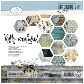 Elizabeth Craft Designs Rusty Weathered C001