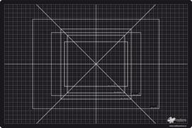 CraftEmotions Snijmat zware kwaliteit 30x45cm