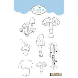 Elizabeth Craft Designs Autumn Surprise CS151