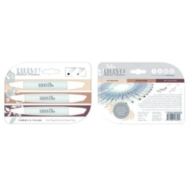 Nuvo Pen collection Alcohol Markers - cookies & cream 329N
