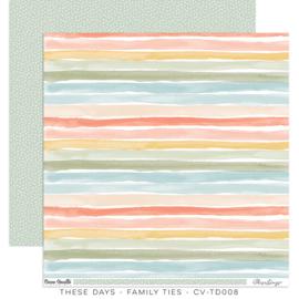 Cocoa Vanilla CV-TD008 THESE DAYS – FAMILY TIES