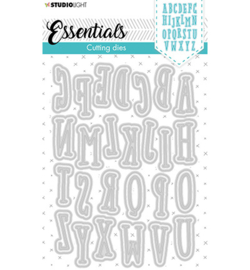 Studio Light SL-ES-CD40 - SL Cutting Die Alphabet Tall Essentials nr.40