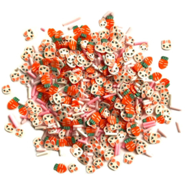 Buttons Galore Sprinkletz Embellishments 12g Bunny Trail