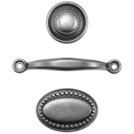 Tim Holtz Idea-Ology Mini Metal Hardware Pulls 3/Pkg