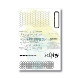 MP Design Clearstamps 4×6″ – Selphy