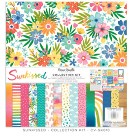 Cocoa Vanilla-SK010 SUNKISSED – COLLECTION KIT