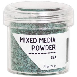 Ranger Mixed Media Powders Sea
