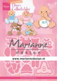 Marianne D Collectable Eline's baby's COL1479