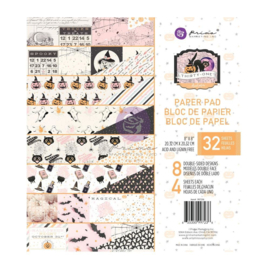 """Prima Marketing Double-Sided Paper Pad 8""""X8"""" 32/Pkg Thirty-One By Frank Garcia"""