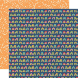 """Simple Stories Sunkissed Double-Sided Cardstock 12""""X12"""" Summer Fun"""